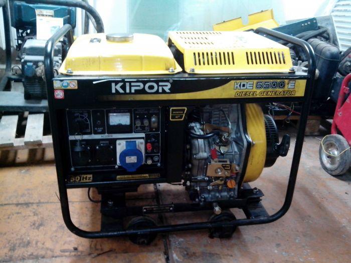Kipor Kde6500e инструкция - фото 3
