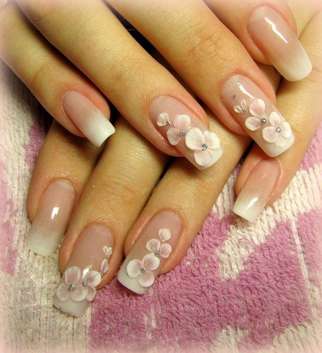 Фото дизайнов акриловых ногтей